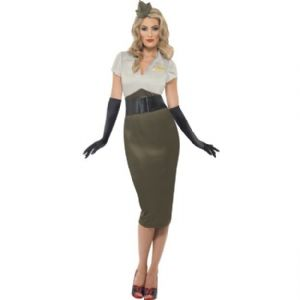 Army Pin Up Darling Costume